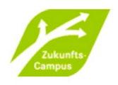 Zukunftscampus - Vernetzen, Forschen, Weiterdenken