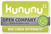kununu Top Company - Wir leben Offenheit!