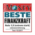 Beste Finanzkraft - FOCUS Money (15/2017)