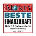Beste Finanzkraft - FOCUS Money (15/2017)