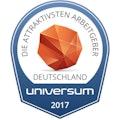 universum – Die attraktivsten Arbeitgeber Deutschland 2017