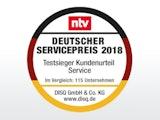 Deutscher Servicepreis 2018