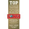 Auszeichnung Focus 2018