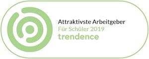 trendence Attraktivste Arbeitgeber für Schüler 2019