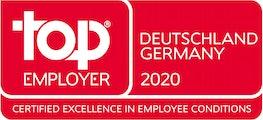 Top Employer 2020