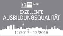 IHK Berlin Excellente Ausbildungsqualität