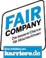 """Gütesiegel """"Fair Company"""""""