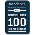 trendence Deutschlands 100 Top Arbeitgeber