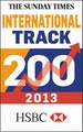The Sunday Times - International Track 200 (2013)