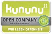 Von kununu als Open Company ausgezeichnet: