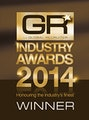 Global Recruiter Awards 2014 - Earthstaff