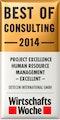 Wirtschaftswoche - BEST OF CONSULTING 2014