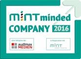 MINT minded company 2016