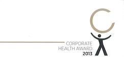 Corporate Health Award 2013