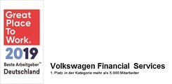 GREAT PLACE TO WORK Deutschlands beste Arbeitgeber 2019