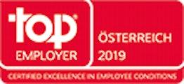 Top Employer 2019 Österreich