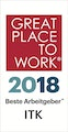 Great Place to Work 2018 – ITK