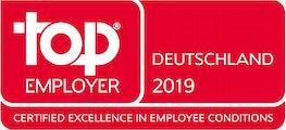 Top Employer Deutschland 2019