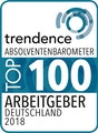 Top 100 Arbeitgeber trendence