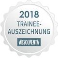 Trainee-Auszeichnung 2018