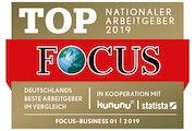 TOP Nationaler Arbeitgeber 2019