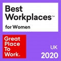 UK's Best Workplaces for Women 2020 - Medium Category (Rank 9)