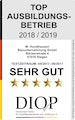 Top Ausbildungsbetrieb 2018-2019
