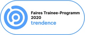 Trainee Auszeichnung 2020
