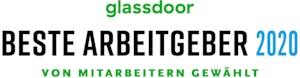 glassdoor BESTE ARBEITGEBER 2020