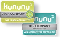 Kununu OPEN COMPANY und TOP COMPANY
