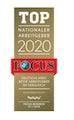 TOP Nationaler Arbeitgeber 2020
