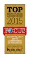 Top Arbeitgeber 2015 FOCUS