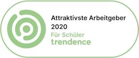 Attraktivster Arbeitgeber für Schüler 2020