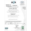 ISO Zertifikat