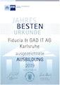 IHK-Auszeichnung Karlsruhe