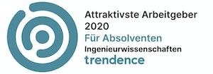 Trendence 2020 - Attraktivste Arbeitgeber 2020
