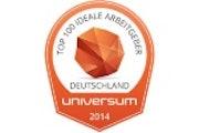 Universum-Studie Young Professionals 2014