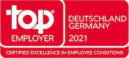 TOP Employer 2021 Germany