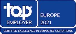 TOP Employer 2021 Europe
