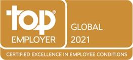 TOP Employer 2021 Global