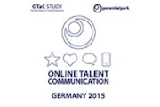Potentialpark-Studie 2015 (Best Online Talent Communication)