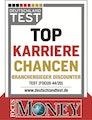 Top Karriere Chancen Branchensiegel Discount 44/20