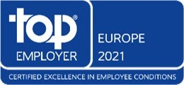 TCS = Top Employer in Europe 2021