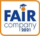 Fair Company - wir leben Fairness & Diversity in unserer Unternehmenskultur. Und sind auch als solche ausgezeichnet.