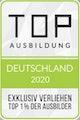 TOP AUSBILDUNG 2020