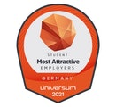 Universum 2021 - Most Attractives Employers