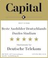 Beste Ausbilder Deutschlands 2020 - Duales Studium