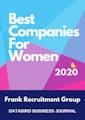 Best Companies for Women – DataBird Business Journal 2020