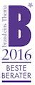 Siegel Beste Berater 2016