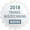 Trainee Auszeichnung